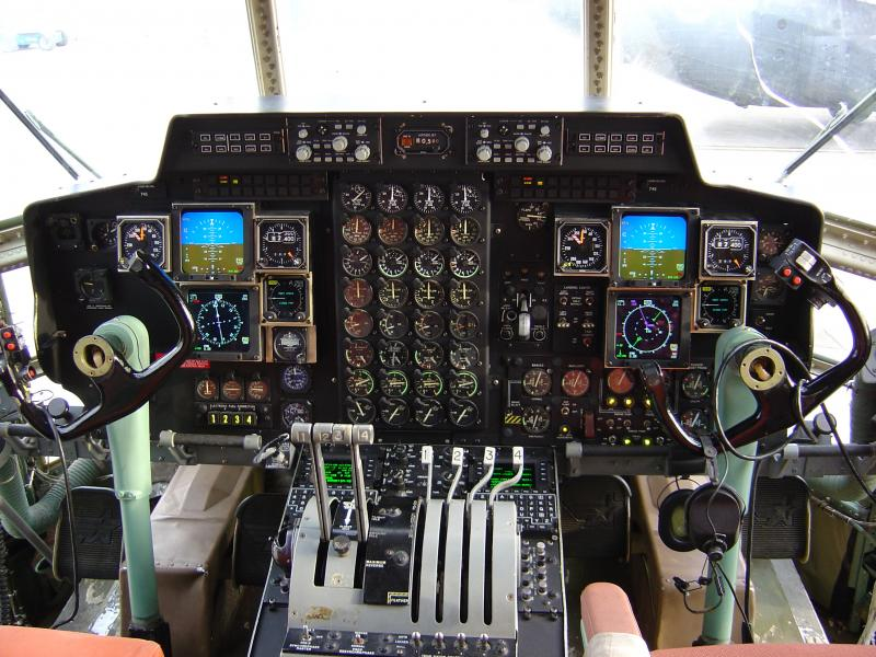 "Our first ""kit-proof"" aircraft cockpit"